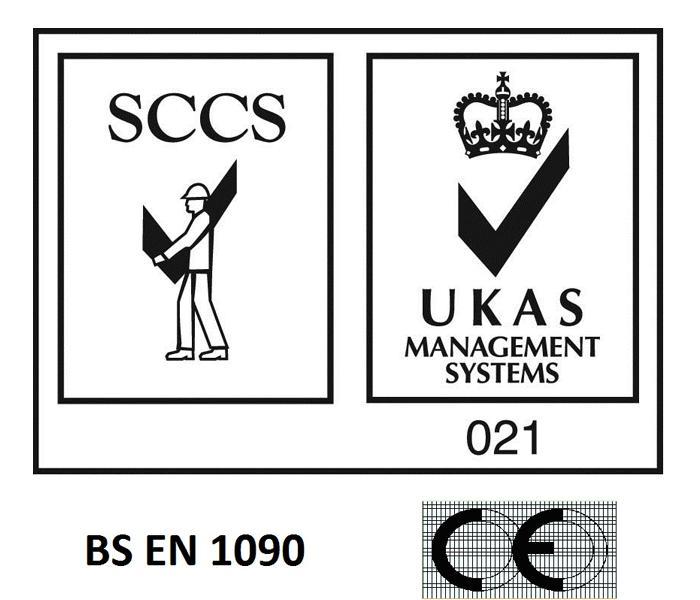 SCCS UKAS Management Systems BS EN 1090