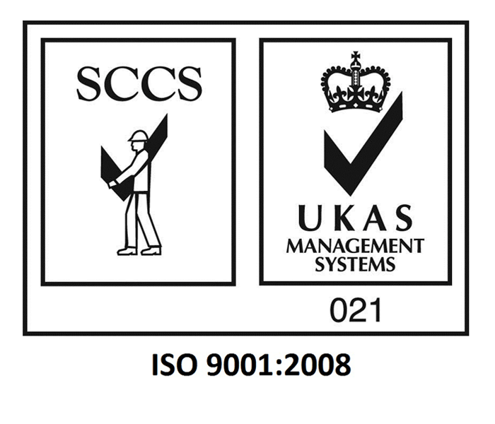 SCCS UKAS Management Systems ISO9001